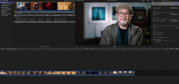 The Seven Year Itch – FCP X, Zero to Hero? - Newsshooter