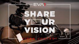 Share Your Vision – Enter EVA1 Video Contest Panasonic