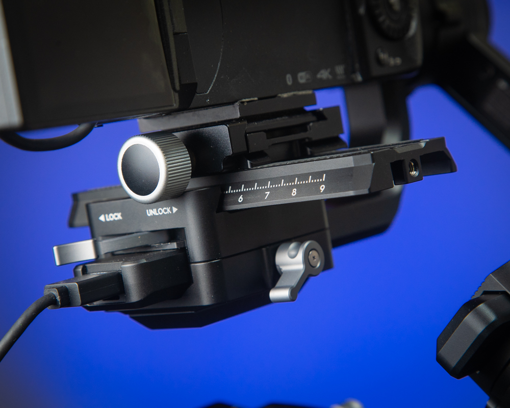Ronin-S Manfrotto Plate