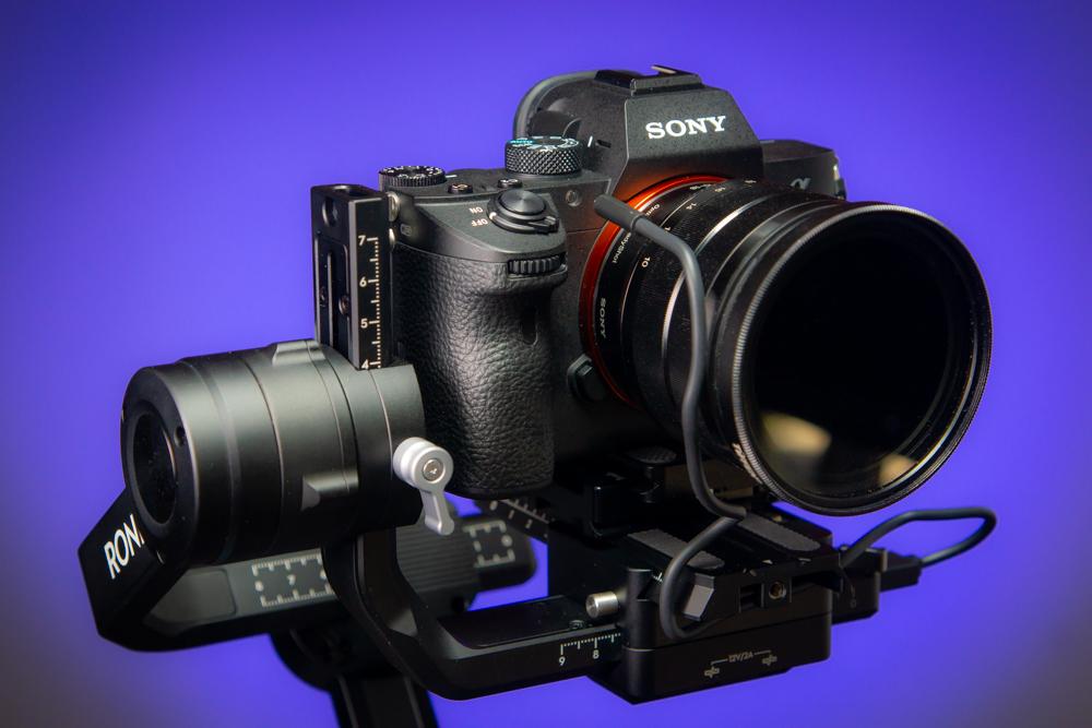 Ronin-S Sony IR