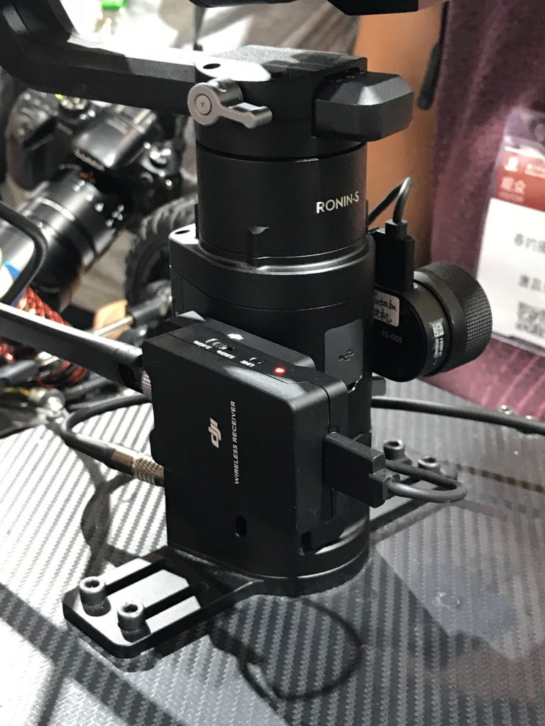 DJI Ronin-S Mounting tight