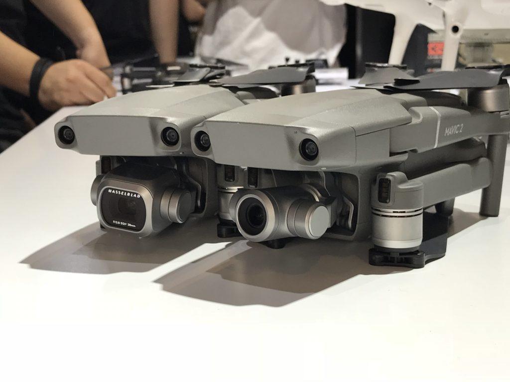 DJI to offer camera swap service for Mavic 2 Pro & Mavic 2