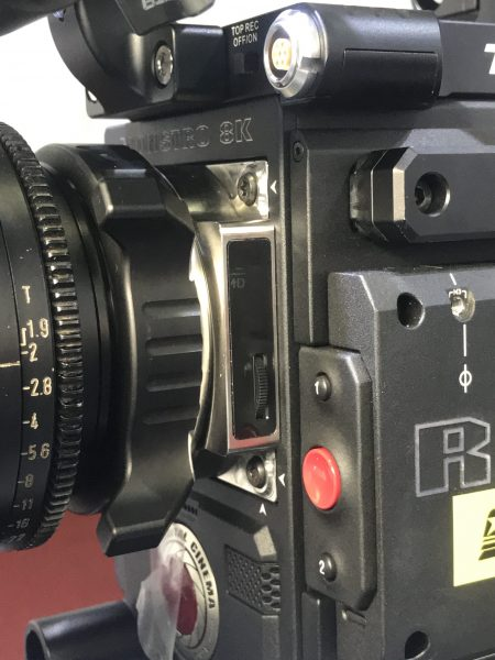 Tilta TND electronic ND for RED cameras – BIRTV 2018