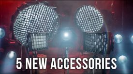 Introducing Five New Light Shaping Accessories