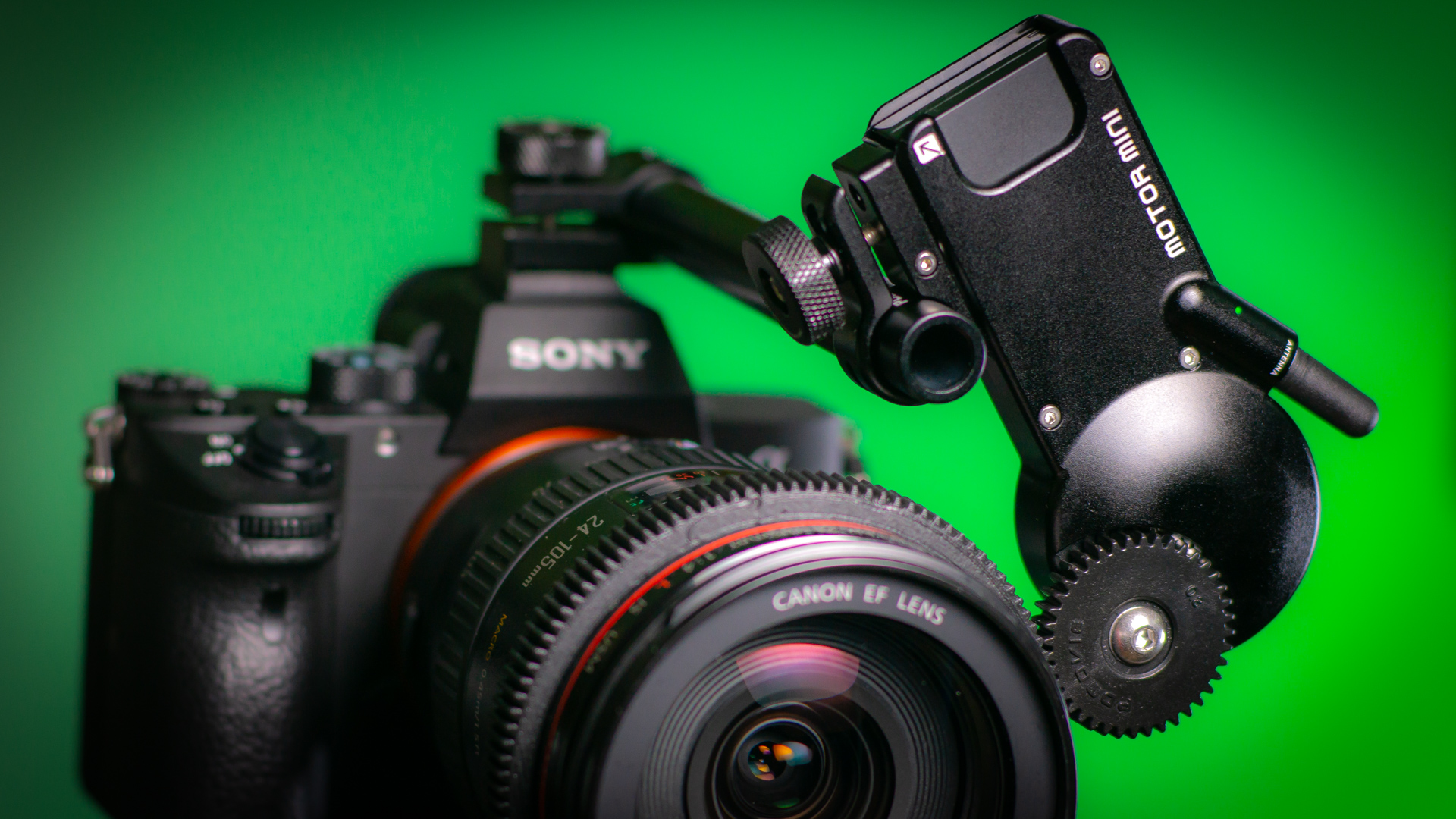 PDMovie Live Air brings Lightweight Wireless Lens Control to Compact Setups