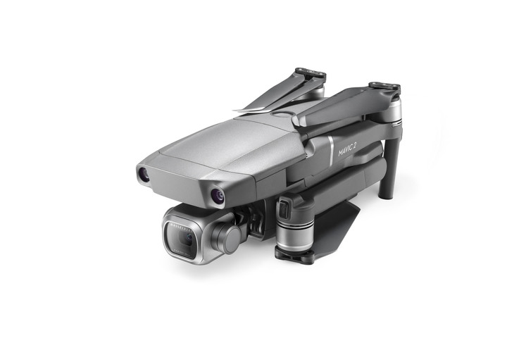 DJI Reveals New Mavic 2 Drones With Upgraded Cameras and Zoom Lenses