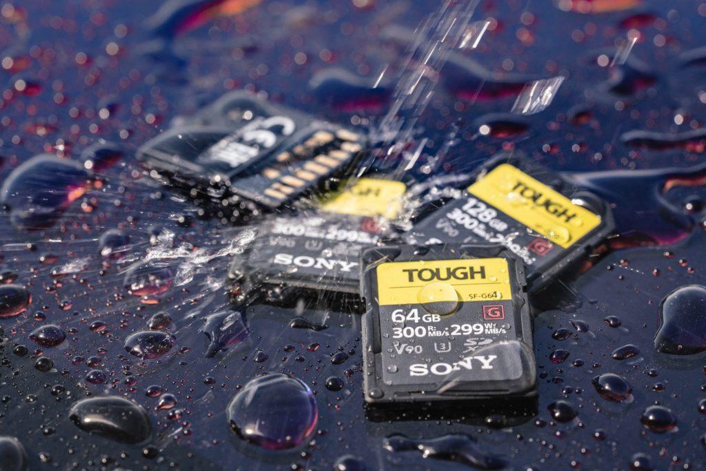 sony TOUGH-2