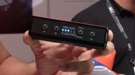 Aputure Amaran MW LED light – Newsshooter at IBC 2018