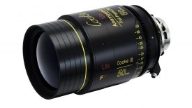 Cooke 50mm Anamorphici Full Frame Plus front 34 white bkg 10@300