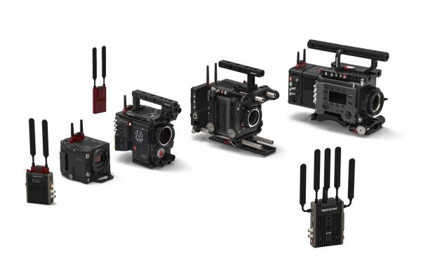 Movcam DarkTower wireless platform