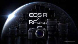 EOS R x RF Lenses