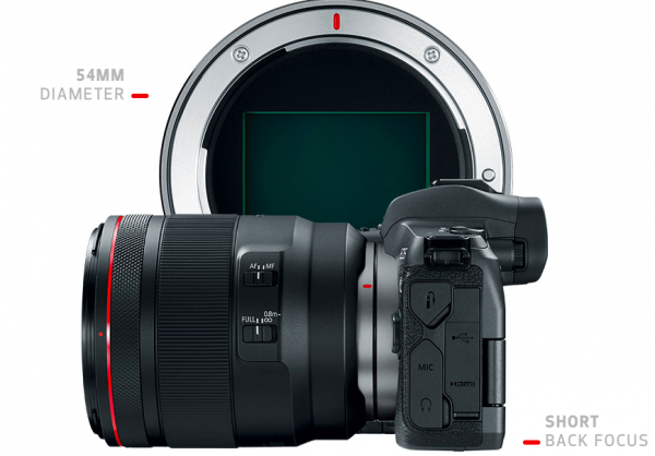 Canon Ibis Rumors