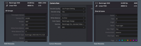 Blackmagic RAW announced - Newsshooter