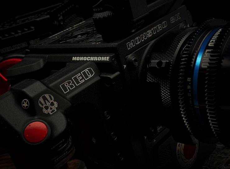 Red Monstrochrome Monstro 8k Monochrome Newsshooter