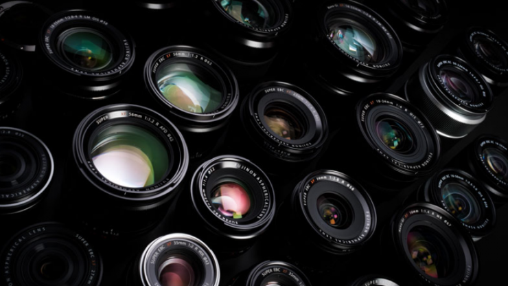 Fujifilm XF33mm F1 R – world's first mirrorless lens with an f/1