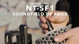 SoundField by RØDE NT SF1 Now Shipping