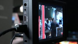 TVLogic F 7H Monitor – Newsshooter at IBC 2018