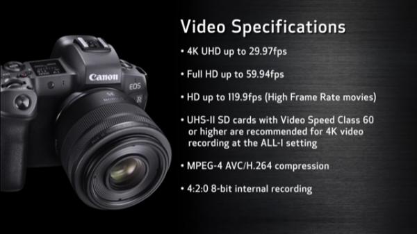 Canon's Full Frame Mirrorless EOS R(evolution) is here! - Newsshooter