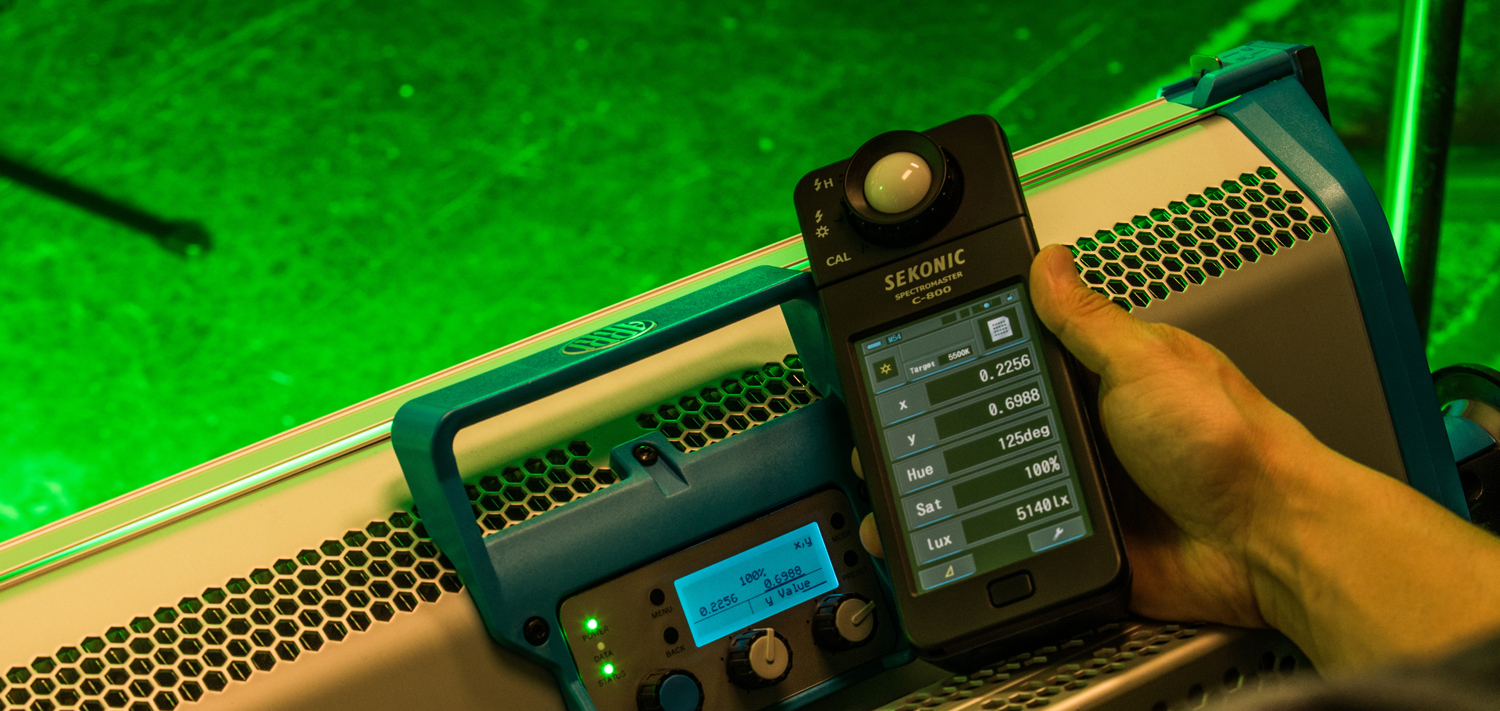 Sekonic C-800 Spectromaster adds SSI index for precise colour measuring
