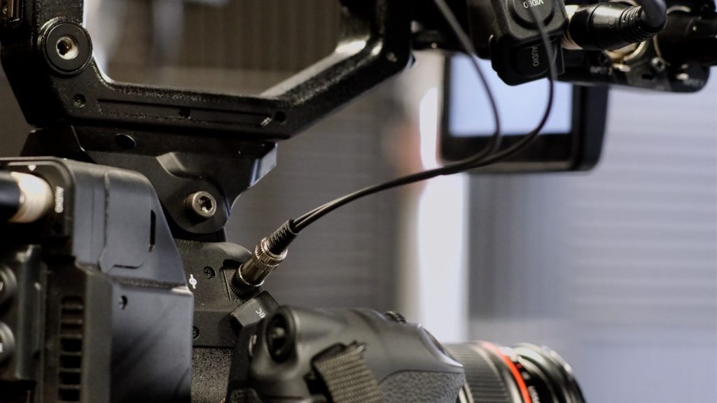 C300 MKII Audio input