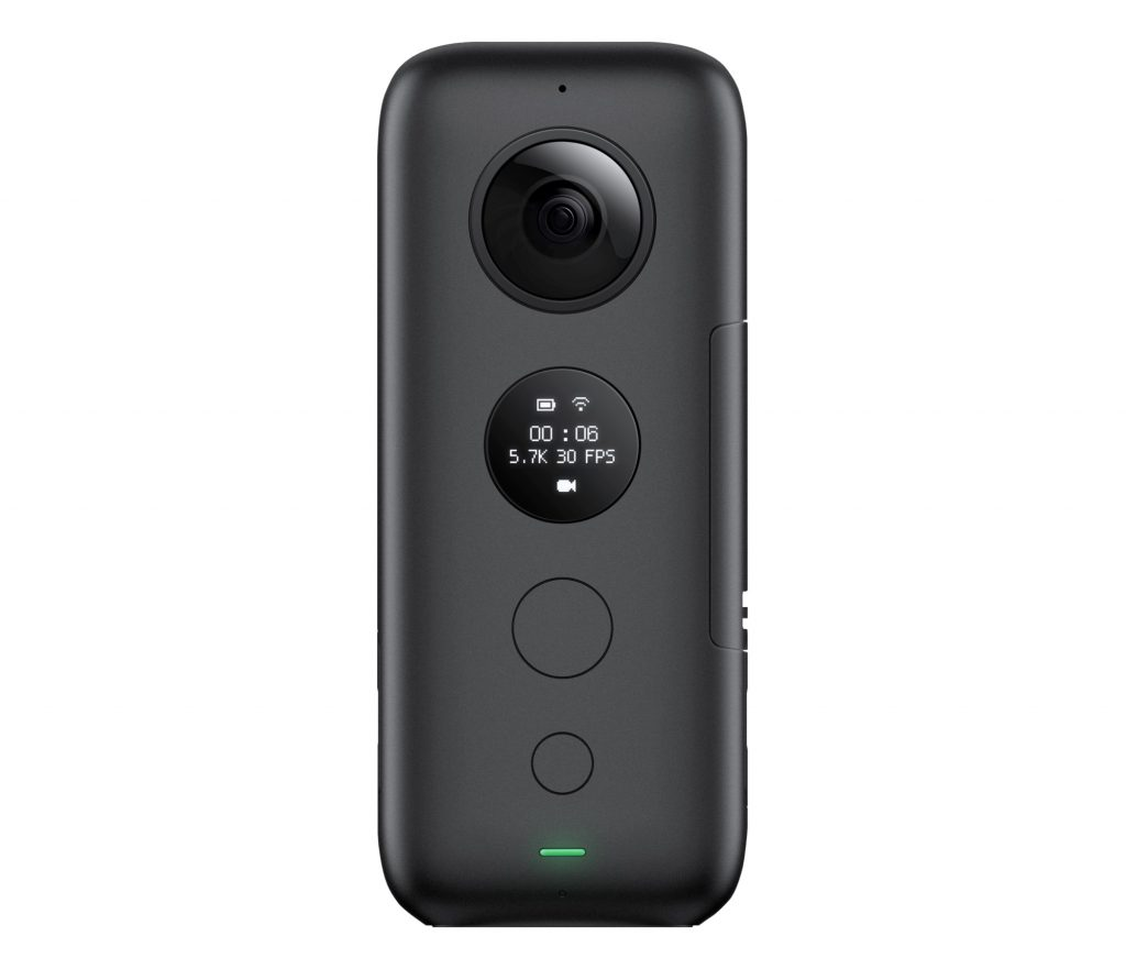 The One X Can Now Capture At Up To 360 Video At Up To 5 7k At 30 Fps Shooting At Higher Resolutions Is Important For 360 Capture Since You Have A Much