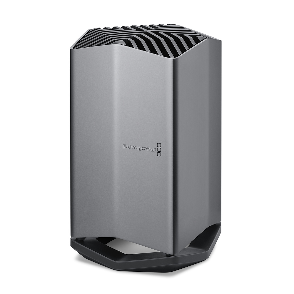 Blackmagic Design announces the eGPU Pro with Radeon RX Vega