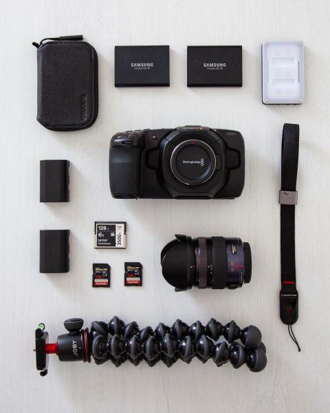 BMPCC 4k accessories