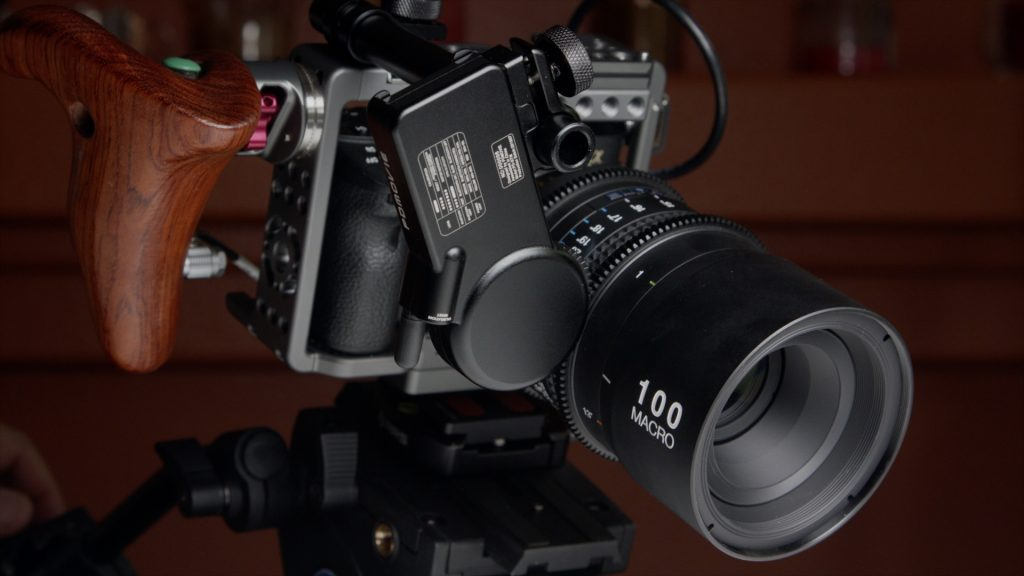 PDMovie Live Air Tokina Cine 100mm Macro