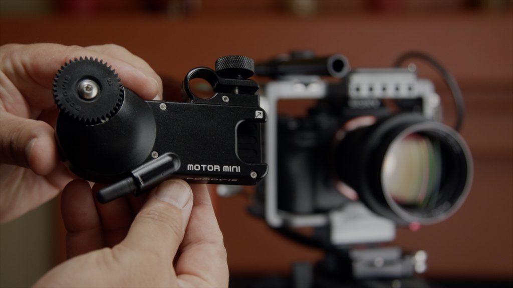 PDMovie Live Air motor