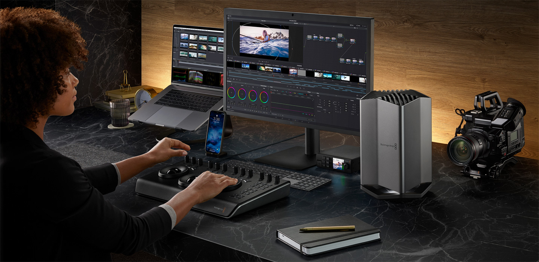 Blackmagic Design Announces The Egpu Pro With Radeon Rx Vega 56 Newsshooter