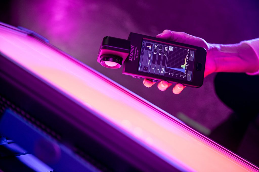 Sekonic C-800 Spectromaster adds SSI index for precise colour