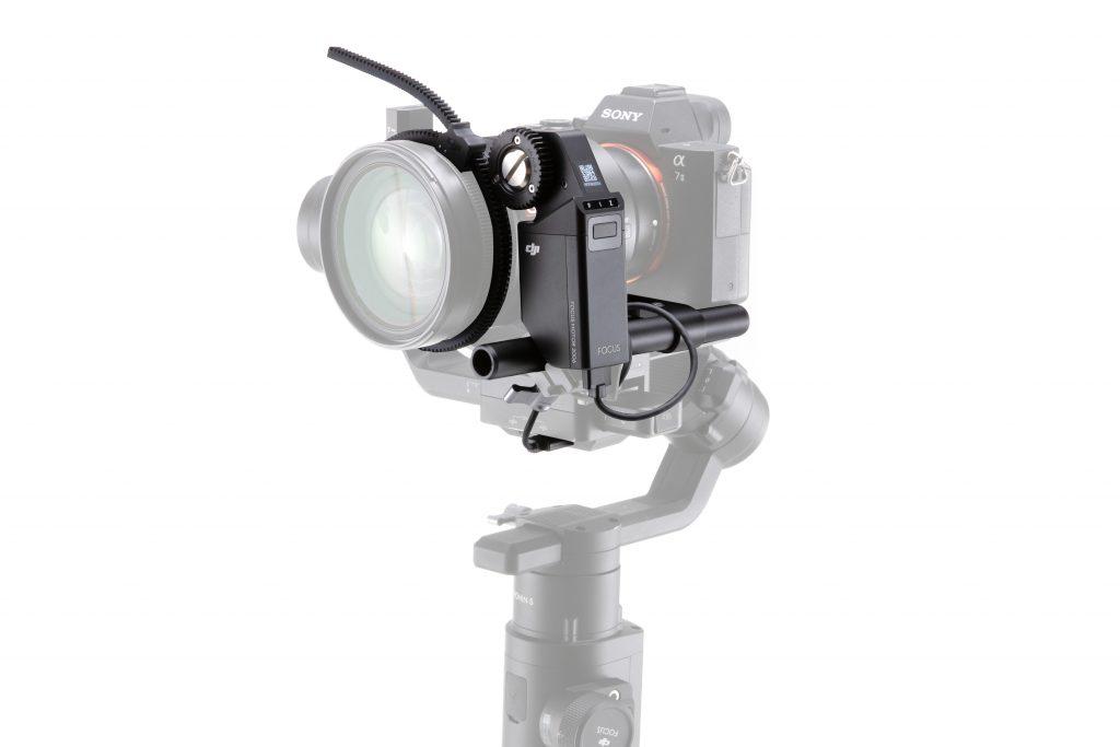 DJI Ronin-S Focus-3