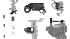 DJI Ronin S Accessories group