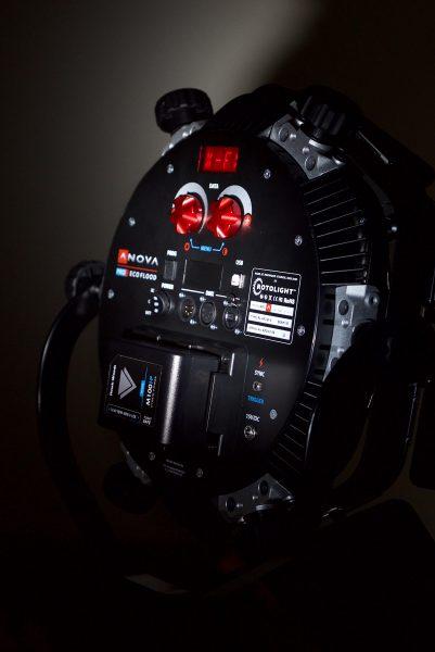 Rotolight Anova Pro 2 Bi-color LED light back panel