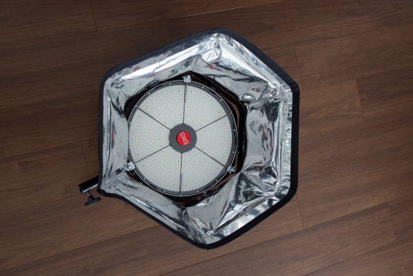 Rotolight Anova Pro 2 LED light soft box internal