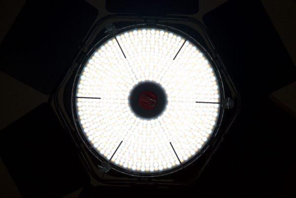 Rotolight Anova Pro 2 LED light filter holders