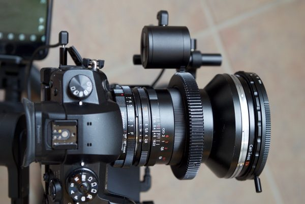 ZHIYUN WEEBILL LAB Hands-On Review - Newsshooter