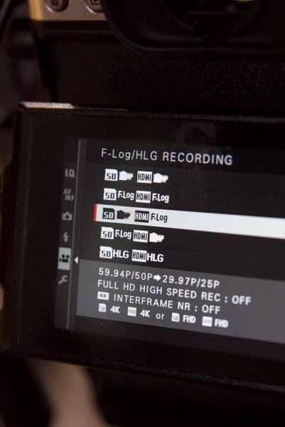 No more 4GB clip limits: FUJIFILM X-T3 firmware update