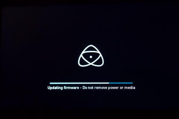 Atomos firmware