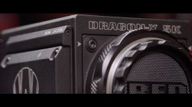 DSMC2 DRAGON X Official Introduction Shot on RED