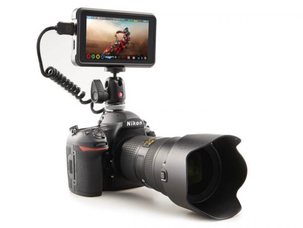Atomos Ninja V monitor on Nikon