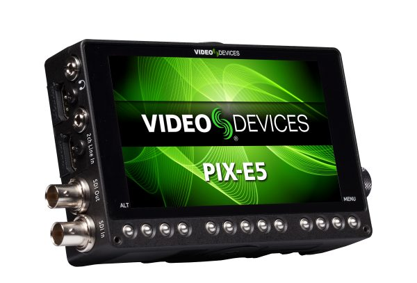 Video Devices Pix-E5 vs Atomos Ninja V