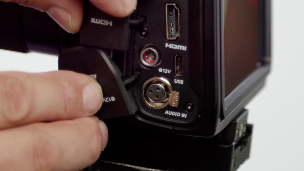 Blackmagic Pocket Cinema Camera 4K Mini XLR