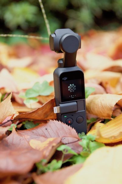 DJI Osmo Pocket price