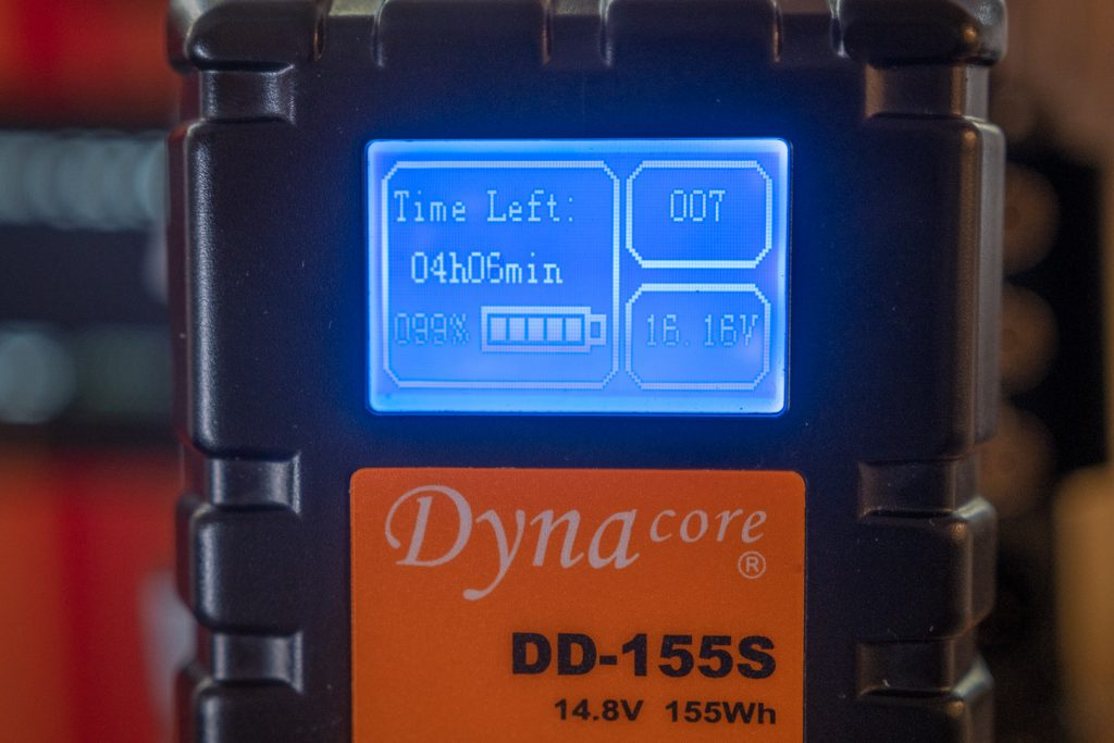 Dynacore LCD