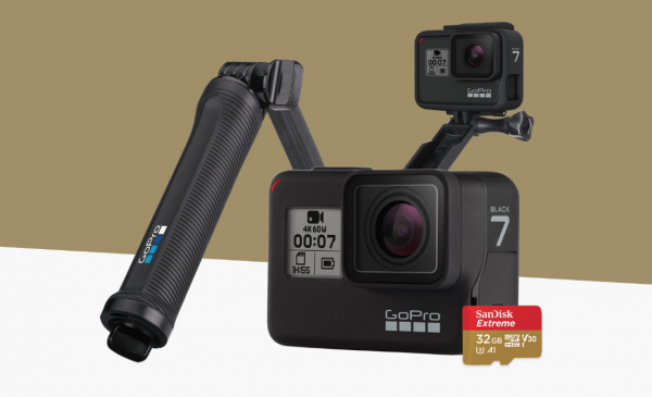 DJI Osmo Pocket vs GoPro