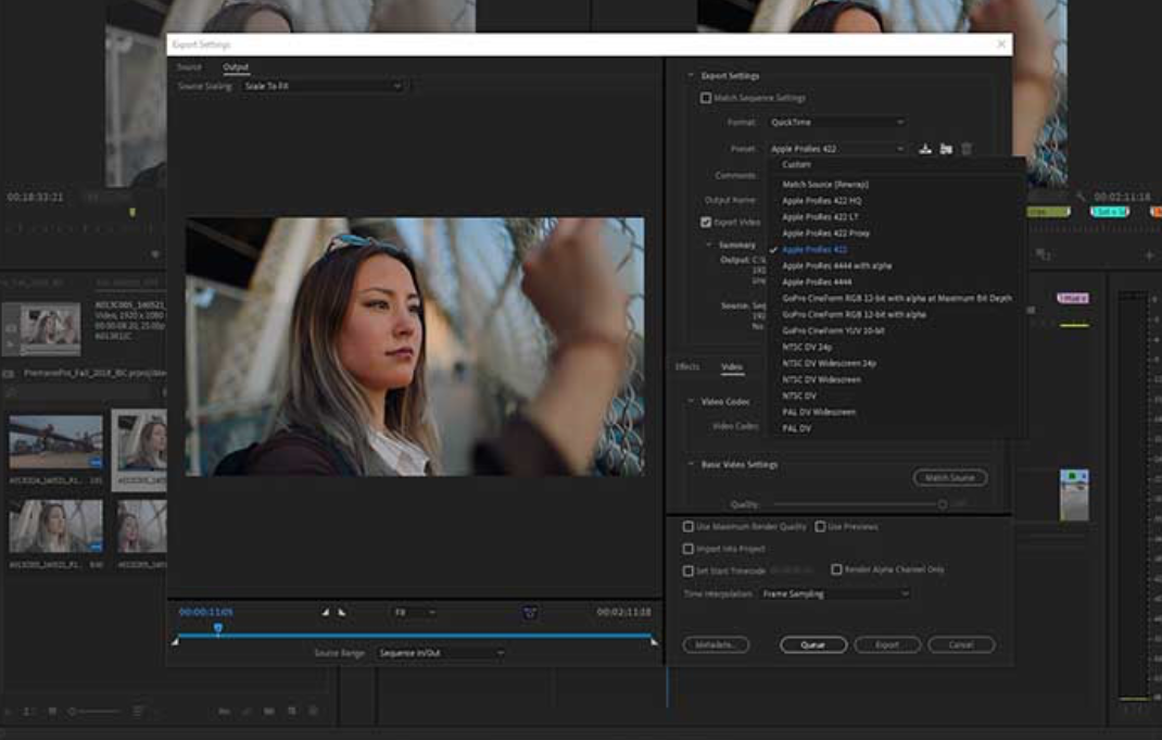 Premiere Pro CC 13 0 2 adds Apple ProRes export support for Windows