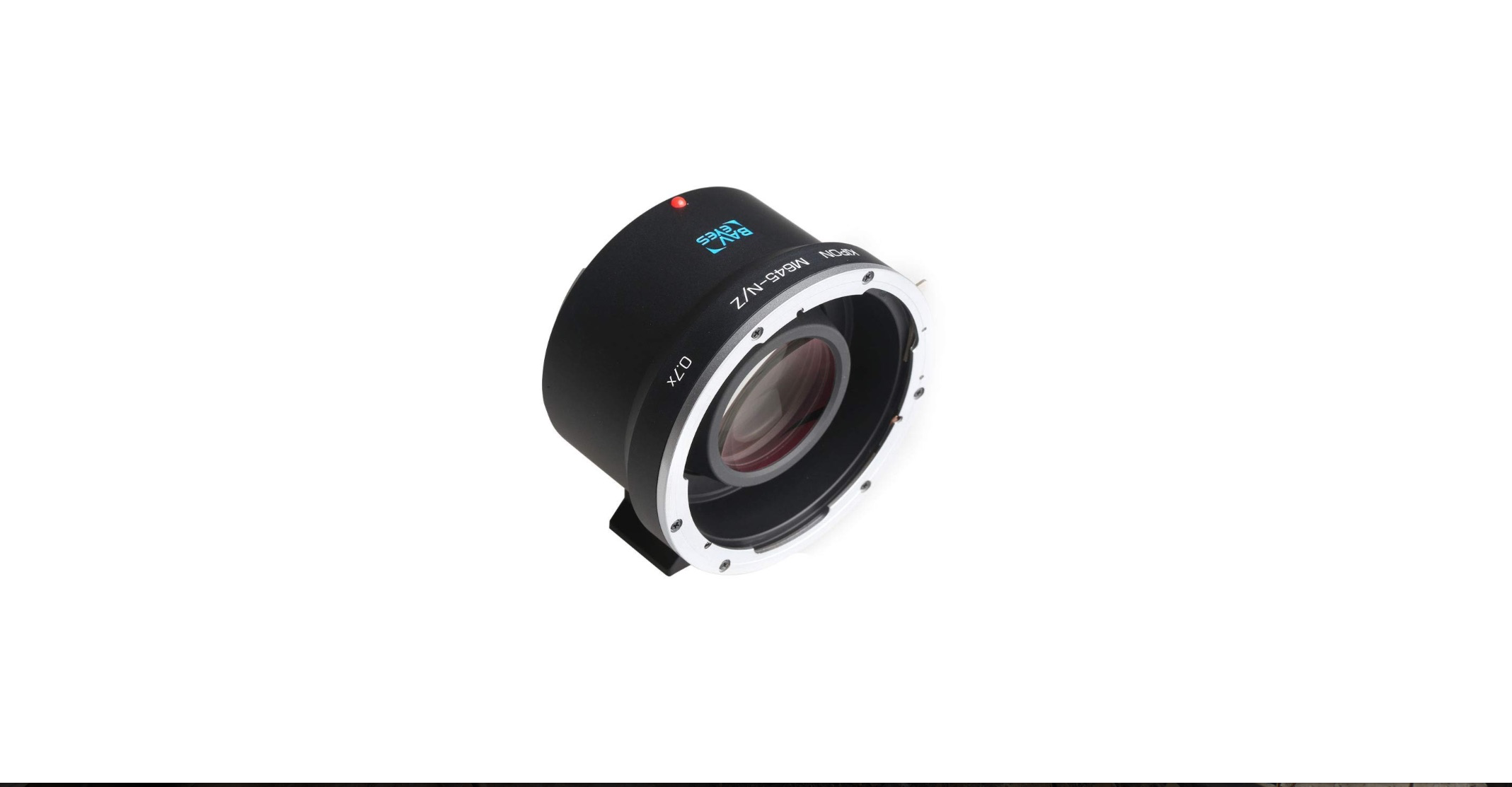 Kipon Adapter for Pentax 67 Mount Lens to Canon EOS R Full Frame Mirrorless Camera
