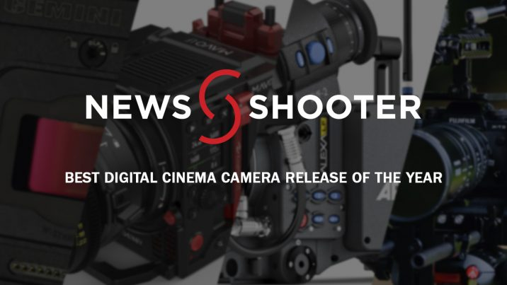 Best Digital Cinema Camera Release of 2018