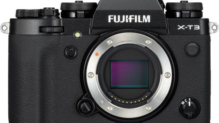 fujifilm 16588509 x t3 mirrorless digital camera 1433839